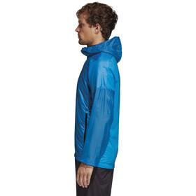 adidas TERREX Agravic Alpha Jacket Men Shock Blue